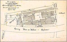 'Plan van uitbreiding van de kom der gemeente Vlaardingen, ten oosten van de Haven tusschen de van Leijden Gaelstraat en de Spoorbaan, d.d. 9 Januari 1896'