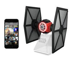 'Force Awakens' TIE Fighter Bluetooth Speakers