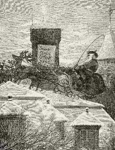 The Christmas Visions of Thomas Nast