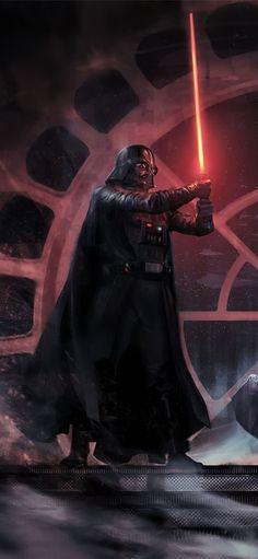 Luke Skywalker iPhone Wallpaper