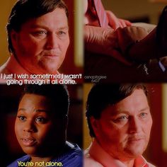 "#Glee 6x07 ""Transitioning"" - Coach Beiste and Unique"