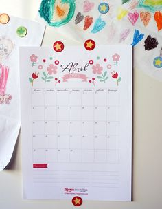 calendarioSSS 2015 imprimible gratuito Abril
