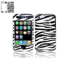 Zebra Print iPhone Case - I just got mine and I have a whole new love for my phone