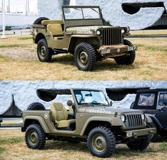 jeep 75th anniversary willys concept