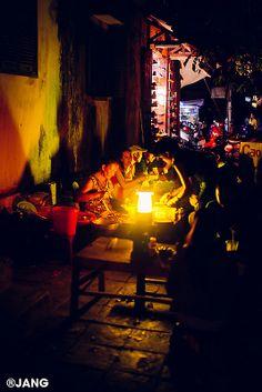 Street Food - Night in Hoi An
