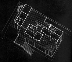 CZ, Brno, Villa Tugendhat. Architect Mies van der Rohe, 1930.
