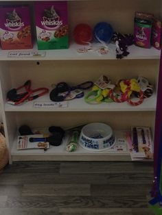 Things to buy in class pet shop. Pet shop role play