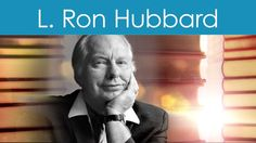 L. Ron Hubbard - Scientology Religion Founder (HD)