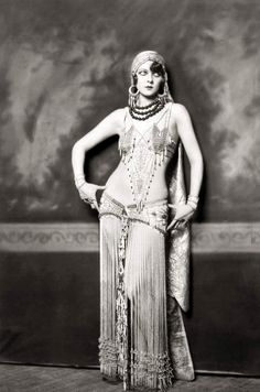 Ziegfeld Follies dancer Marion Benda