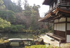 The Silver Pavilion (Ginkaku-ji), Zen temple in Kyoto | Real Japanese Gardens