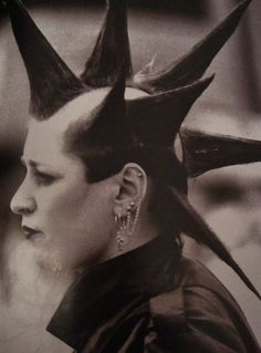 Liberty Spikes Punk Makeup Everyday Goth Punk Subculture