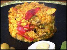 Recetas con arroz parte 3