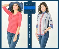 Mireafashion propone eleganza in veste sobria e casual. shop online: http://bit.ly/1TFr179, http://bit.ly/1Z2rUYT