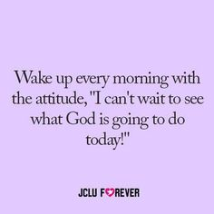 Today holds new mercies.therefore all fear is gone. My God is an awesome God! Words Quotes, Wise Words, Me Quotes, Sayings, Bible Quotes, Qoutes, Great Quotes, Inspirational Quotes, Motivational