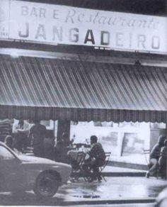 Mão de Vaca: É do seu tempo? Bar Jangadeiro. 1971. Na Rua Visconde de Pirajá nº 80.