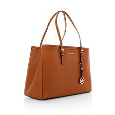 MICHAEL Michael Kors Jet Set Travel Tote Luggage Elle bei Fashionette