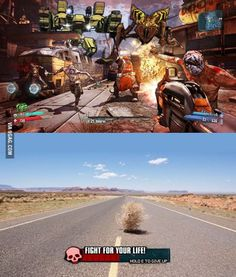 Borderlands fans will know the pain