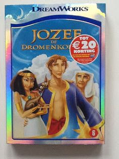 Family Nights: DVD: Jozef de dromenkoning