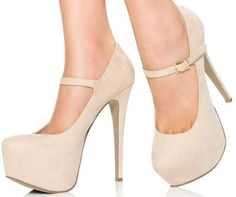 Love nude shoes