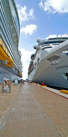 "Exceptional ""Cruise Vacation"" detail is readily available on our site. Check it out and you wont be sorry you did. Cruise Travel, Cruise Vacation, Family Cruise, Bateau Yacht, Empress Of The Seas, Biggest Cruise Ship, Caribbean Cruise Line, Cruise Pictures, Norwegian Cruise Line"