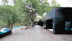 Timber Deck and 25m Lap Pool Somerset West, Game Lodge, Timber Deck, Beach Road, Architect Design, Safari, Cottage, Outdoor Decor, House