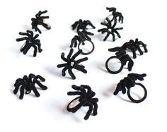 Justyna Stasiewicz - fluffy spiders