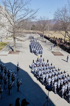 Plebe-Parent Review, West Point, New York