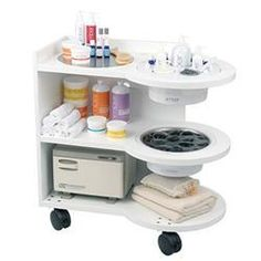 Massage Warehouse offers the lowest prices on Amber Massage Bar Smart Bar & Massage Pod and other quality Storage & Carts