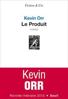 Le Bouquinovore: Le Produit, Kevin Orr