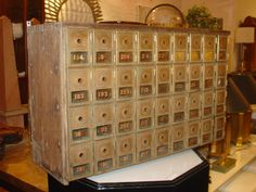 Love These Vintage Post Office Bo