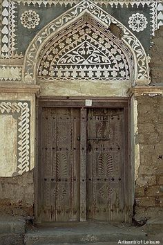 traditional indian door, architecture and beauty from India