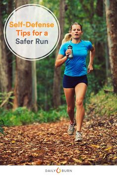Running Safety Tips from a Self-Defense Expert | tips for runners | | running tips | | healthy tips for runners | #tipsforrunners #runningtips https://www.runrilla.com/