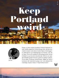 Your local tips to Portland App Store: bitly.com/gotinter Google Play: bitly.com/gointer1