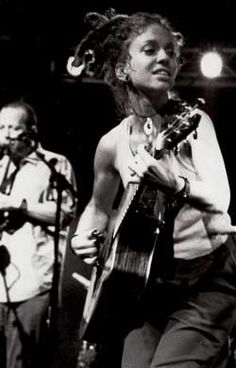 There's plenty I disagree with her on, but still..... Completely obsessed with her lyrics.  #anidifranco