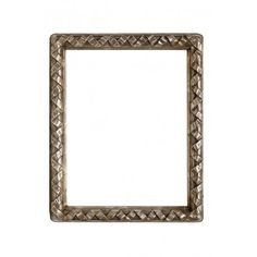 "Wooden silver frame ""Nastro"" - Luxurious frame perfect to enhance the beauty of pictures and paintings. Available in different sizes!"