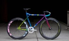 2017 Philly Bike Expo: Peacock Groove Track Bike Words and photos by Jarrod Bunk Going into Philly Bike Expo I was looking forward to seeing what Eric Noren of Peacock Groove brought, especially since...