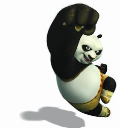 Kung Fu Panda 2 Po's funny pictures (6)