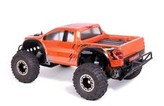 Slash 2wd Ford Raptor SVT  Get ready, JConcepts has reached new ground with the Ford Raptor SC body.  Officially licensed by JConcepts, the Ford Raptor SVT body, specifically for the Traxxas Slash, is inspired from the ground up as a scale platform to turn the Slash into an off-road looking street-wise machine.  The Raptor SVT – F-150.