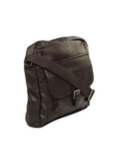 8a19612fdcdf Buy Levis Men Brown Messenger Bag - 450 - Accessories for Men