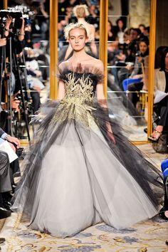 Marchesa at New York Fashion Week Fall 2012 - StyleBistro