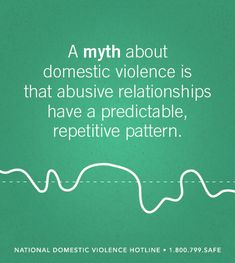 Is Abuse Really a 'Cycle'?