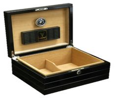 Buy The Onyx Humidor from Cigar Shop Online. https://cigarshoponline.com/product/onyx-humidor/