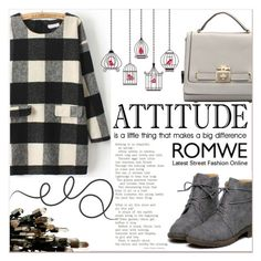 """""""Romwe #2"""" by selmagorath ❤ liked on Polyvore featuring Monies, vintage, women's clothing, women, female, woman, misses and juniors"""