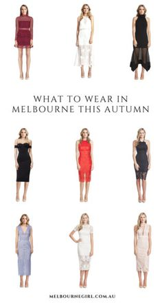 What to Wear in Melbourne this Autumn