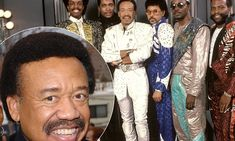 Earth, Wind & Fire's Maurice White dies aged 74