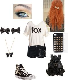 """For My Gingers"" by grace-bryant98 on Polyvore"