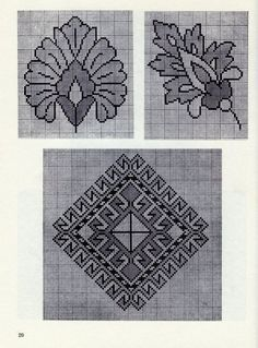 Gallery.ru / Фото #20 - Persian Rug Motifs for Needlepoint - Dora2012