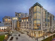 University of Chicago Residence Halls by Goody Clancy architects