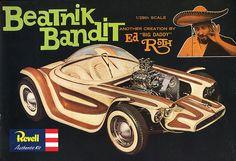 "Ed Roth's ""Beatnik Bandit"" kit"