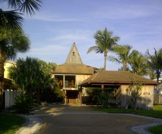 Private home on the ocean.  Reminds me I am overdue for a visit to Mai-Kai.  Join me?